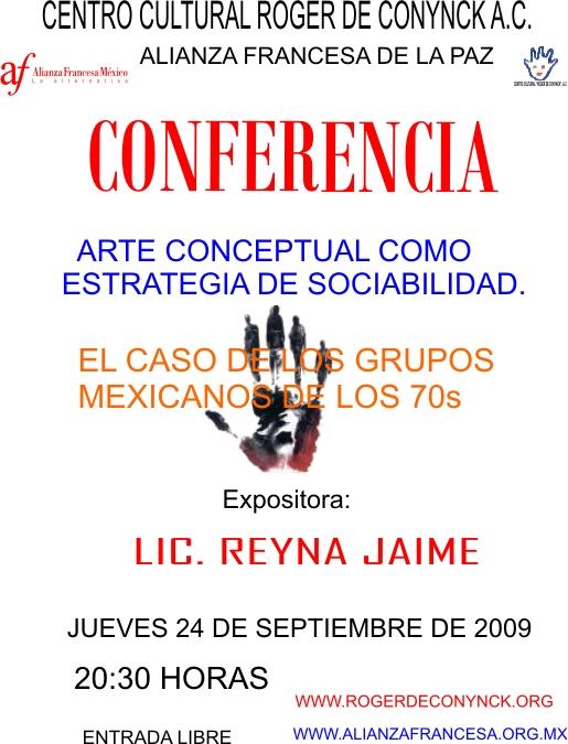 imagen conferencia reyna