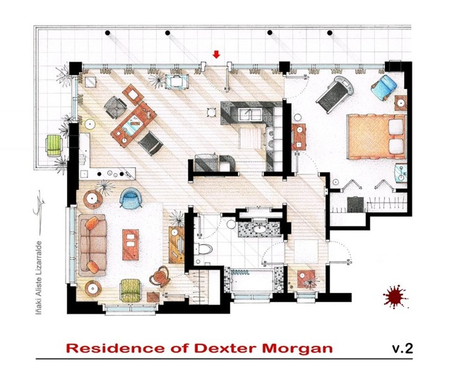 Dexter floor plans