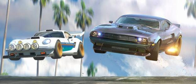 The Fast and the Furious animated series
