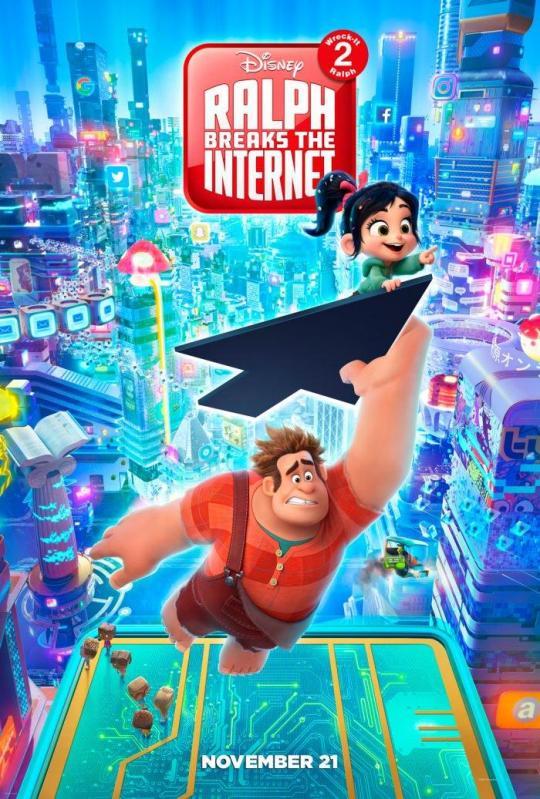 Wreck-It Ralph 2 Poster