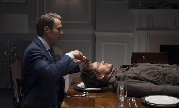 Image result for Hannibal serie
