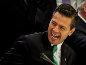 Image result for peña nieto risa
