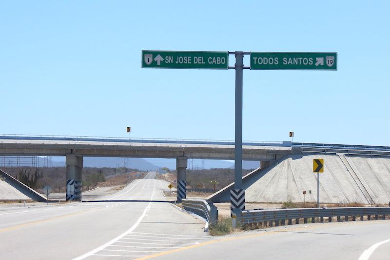 Image result for carretera todos santos