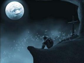 Image result for luna triste