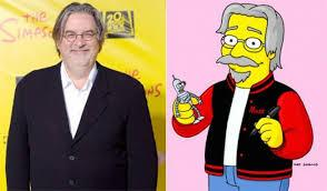 Image result for matt groening